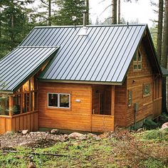 Green Springs Inn & Cabins, near Ashland, OR - Best Cabins for Getaways - Sunset