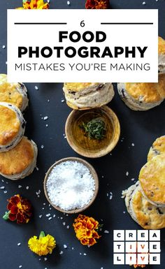 Fix the food photography mistakes you are probably making...