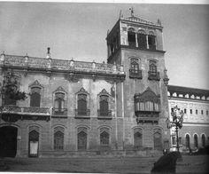 DINASTÍAS | Los Foros de la Realeza • Ver Tema - Plaza del Duque de la Victoria (Sevilla)