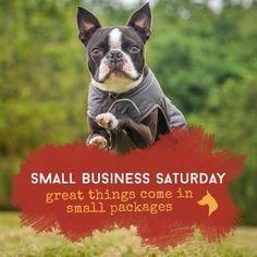 Hope everyone had a great small business Saturday and it continues through the rest of the Christmas period