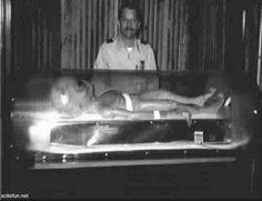 Area 51 contents...strange alien picture