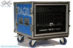 Allen & Heath iDR 32 input rack