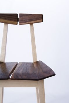 Wooden chair MARUMI | Chair by Design Bros