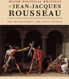The Major Political Writings Of Jean-Jacques Rousseau: The Two Discourses And The Social Contract PDF