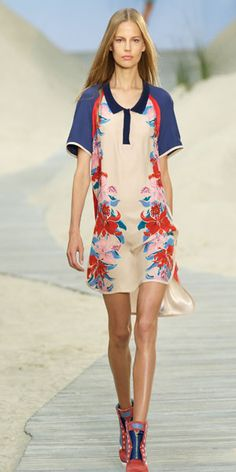 Tommy Hilfiger's Spring 2014 Collection represents an attitude, not an age.