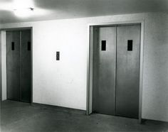 John Myers 11 Lift Doors, Waitrose, 1975 (Custom)