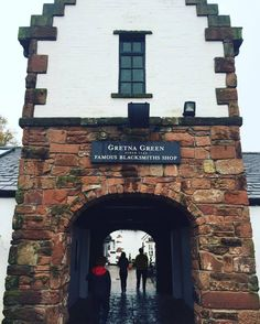 A lovely family day out at Gretna Green Old Blacksmiths shop where we were married 15 years ago.  We also popped to the Gretna Gateway Outlet Village which was brilliant too!
