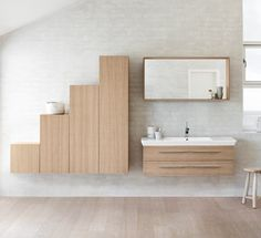 New and modern bathroom designs are waiting for you. We found a beautiful design ideas. We chose the bathroom designs of different countries. Bathroom design is changing day by day. Bathroom Inspo, Bathroom Styling, Bathroom Storage, Bathroom Ideas, Storage Room, Latest Bathroom Designs, Modern Bathroom Design, Bathroom Furniture, Modern Furniture