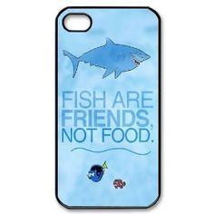 Custombox Finding Nemo iphone 4/4s Case Plastic Hard Phone case-iPhone 4-DF00408: Cell Phones & Accessories