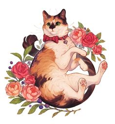 Warrior Cat Drawings, Warrior Cats Fan Art, Animal Drawings, Cute Drawings, Anime Animals, Colorful Paintings, Mural Art, Pretty Art, Animal Design