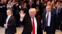 Trump denies any conflict of interest over business empire