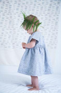 robe Boy+Girl - tissu Atelier Brunette