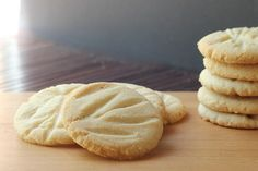 Daydream Cookies - a unique texture that'll have you dreaming of them long after they're gone.