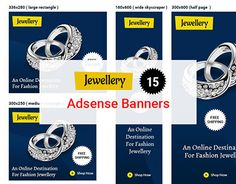 Jewelry Banner, Free Banner, Web Design, Graphic Design, Banner Design, New Work, Fashion Jewelry, Behance, Jewels