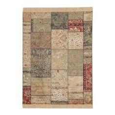 Decorazione-Tappeto Orient farshian patchwork multicolore 140 x 190 cm-36584324