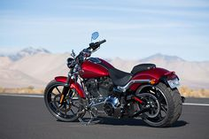 Motocykl Harley-Davidson Breakout