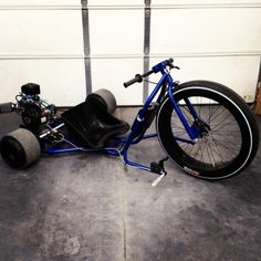 Anyone who fancies going back to their childhood can purchase the Big Wheel Drift Trike now for US$2,000.