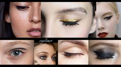 The Beauty Cove: EYELINER • I NOSTRI MAGNIFICI SETTE