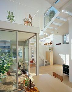 House in Chayagasaka by Tetsuo Kondo Architects (6)