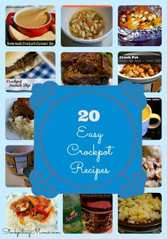 20-Easy-Crockpot-Recipes-Collage.jpg 500×714 pixels