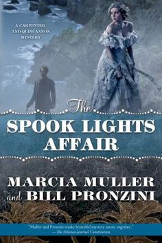 A debutante's missing body, murder most foul, and weird spectral lights in the fog make for a thrilling gaslight-era tale of mystery and detection.