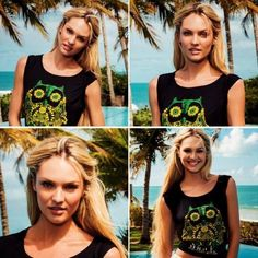Candice Swanepoel FNO 2013