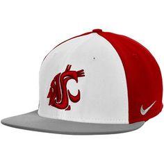 Nike Washington State Cougars True Snapback Hat #GoCougs