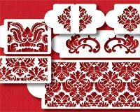Designer Stencils - will make custom stencils