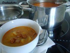 Frankfurtská polievka - recept | Varecha.sk