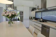 modern Kitchen by Parrado Arquitectura