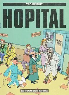 Les Aventures de Tintin - Album Imaginaire - Hôpital