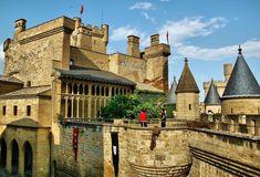 Descubre curiosidades históricas más interesantes del castillo Palacio Real de Olite en Navarra