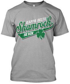 KD Shamrock 5K T-shirts