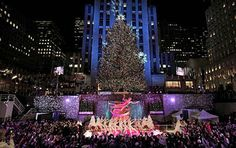Christmas in New York <3