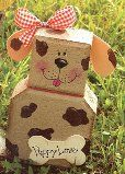 Porch Pal Pets  Workshop description: Make a whimsical Porch Pal Dog or Cat – An adorable pet made from a concrete patio paver . Porch Pals are easy-to-paint characters who enjoy making themselves right at home on your porch, around your yard and, if you let them, inside your house. Painted with acrylic paints, they are inexpensive projects with a lot of charm. No prior painting experience needed!