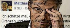 Der Fall Matussek: Journalismus in einer durchgeknallten Wel...