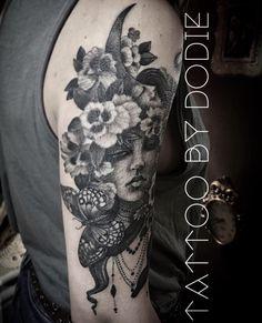 Dodie Tattoo, Tin, Skull, Tattoos, Tatuajes, Pewter, Tattoo, Tattos, Skulls