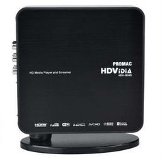 Promac HDV-1000S HDIDIA HD Multimedia player and streamer