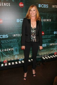 "intelligence tv show photos | Marg Helgenberger Pictures & Photos - ""Intelligence"" TV Series ..."