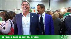 FOGLIE TV - La Puglia al Salone del Gusto 2014 di Torino