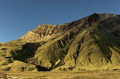 Cerro Arrugado  Provincia de Santa Cruz - ARGENTINA