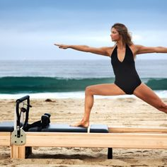 Rank & Style's Talking Top Tens - Chriselle Lim's Ten Essentials: The Formula Life Pilates #rankandstyle