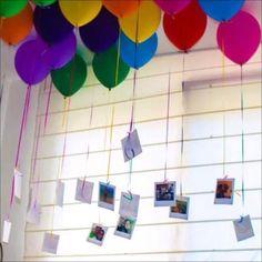 Awesome anniversary idea!  Too cute