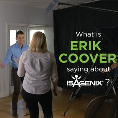 "Sharing Isagenix comes easier to some than it does for others. That's why we've developed an all-new ""Why Isagenix?"" video geared toward new prospects who might be skeptical at first. It includes our values, products, solutions, science, and so much more. This video speaks to those who may be doubting something that seems just a little ""too good to be true."""
