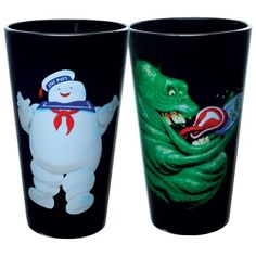 Ghostbusters 16 Ounce Colored Pint Glass Set of 2 (Stay Puft Marshmallow Man & Slimer) Classic Imports,http://www.amazon.com/dp/B00E3FUCBA/ref=cm_sw_r_pi_dp_gYW1sb1VK291NVNZ