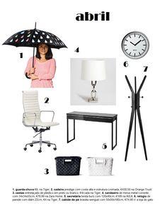 home, shopping list, rain, trend, decoration, deco, black, black and white, 2015