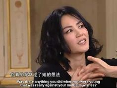 Faye Wong (王菲) 2011 Interview with English Subtitles (Part 5 of 8)