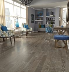 Gray offers sophistication & serenity with a twist of character. Easily set the tone for your own unique style!