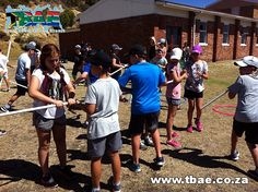 Weizmann Primary School Tribal Survivor team building event in Cape Town, facilitated and coordinated by TBAE Team Building and Events Team Building Events, Primary School, Cape Town, Basketball Court, Sea, Upper Elementary, The Ocean, Ocean, Elementary Schools