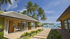 Home swap Villa Ama Lur is situated in the most beautiful and tranquil part of Koh Samui. Enjoy evenings watching sunset views of the island, whilst bathing in your 125 square metre swimming pool that leads directly onto the white sandy beach.